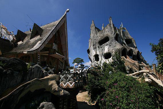 Необычная гостиница во Вьетнаме