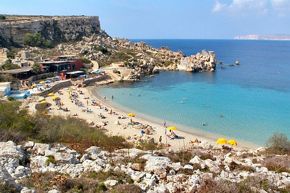 Отдых на Мальте в июле