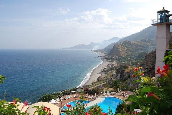 Отдых на юге Италии