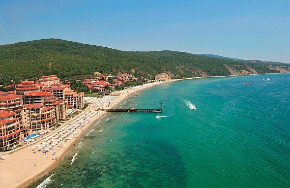 Отдых в Болгарии - курорт Елените