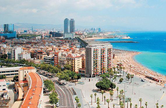 Отдых в Испании. Барселона