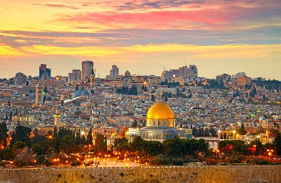 Путешествиеу по Израилю
