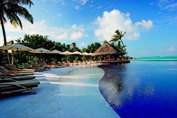 Райский отдых. Мальдивы