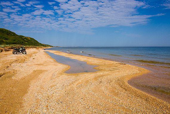 Самые популярные курорты Азовского моря