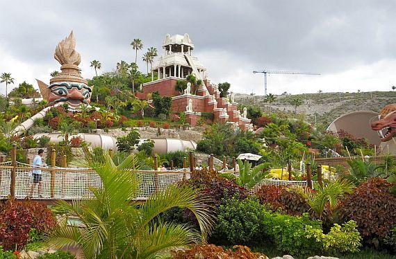 Сиам Парк в Тенерифе