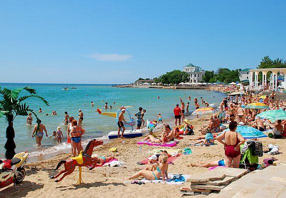 Туризм и отдых в Крыму