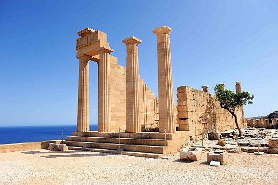Акрополь. Греция