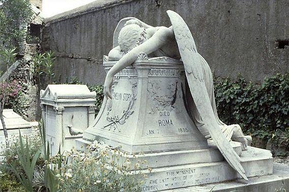 Ангел горя