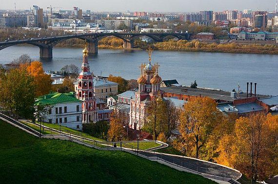 Бронирование отелей в Нижнем Новгороде