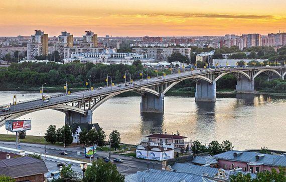 Бронирования отелей в Нижнем Новгороде