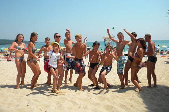 Детские лагеря в Болгарии
