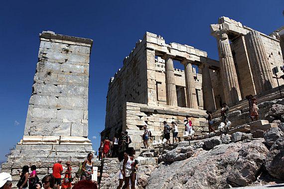 Экскурсии в Акрополе