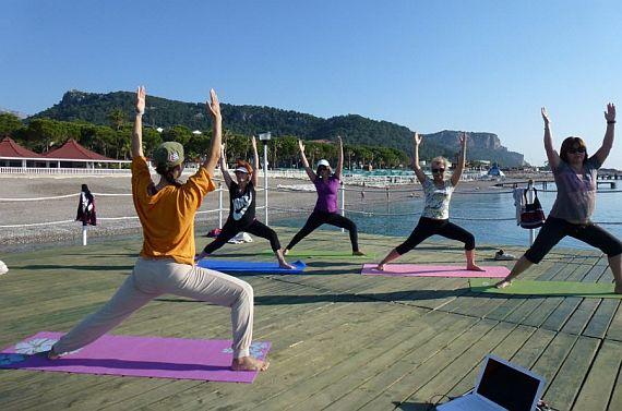 Фитнес туры в Турцию