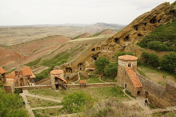 Монастырь Давида Гареджи