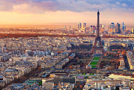 Однодневные путешествия из Парижа