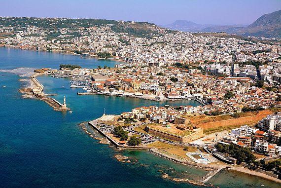 Отдых на острове Крит