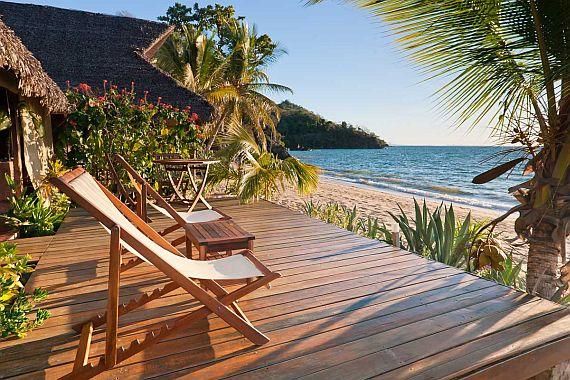 Отдых на побережье Мадагаскара