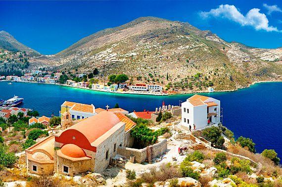 Отдых на солнечном острове Крит