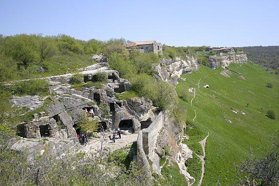Пещерный город Чуфут Кале