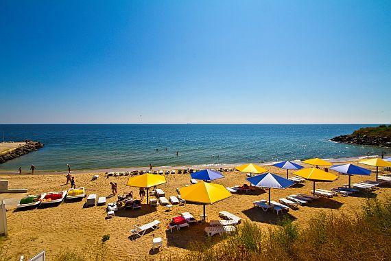 Туристическая Одесса. Пляж