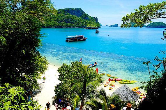 Увлекательное путешествие по Таиланду