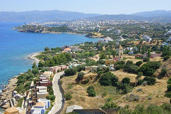 остров Крит (Греция) Элунда