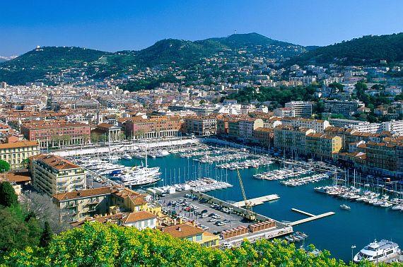 Достопримечательности Ниццы - французской ривьеры