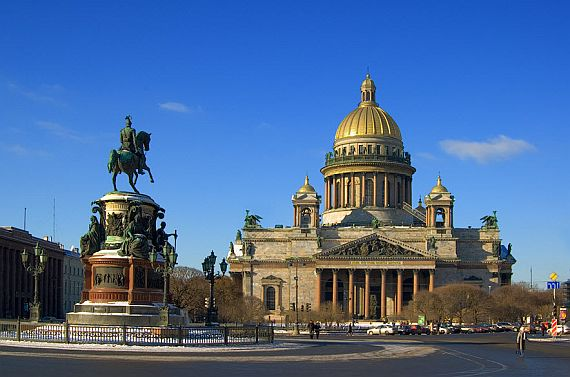 Экскурсии по Санкт Петербургу
