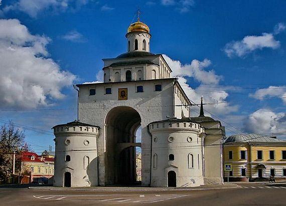 Город Владимир достопримечательности