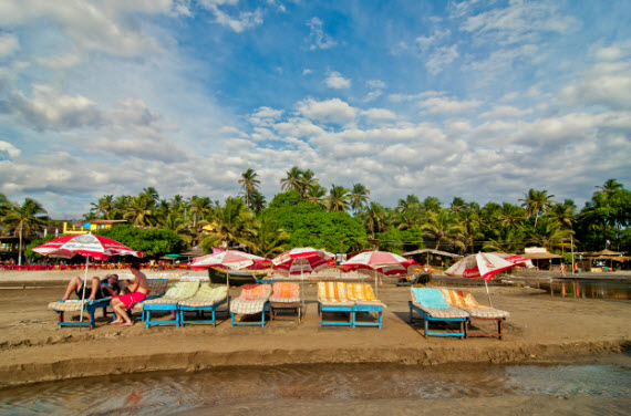 Курорт Гоа - райский уголок