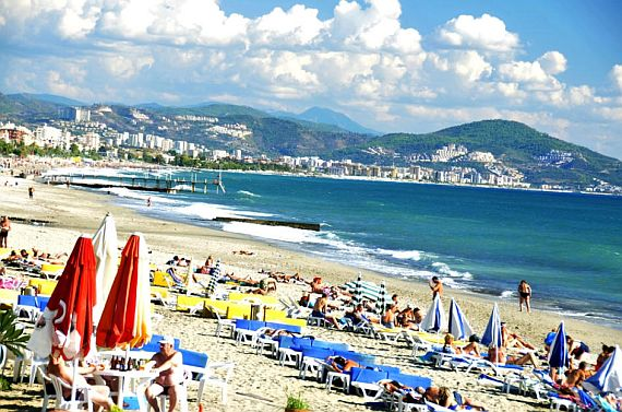 Отдых в Турции Алания