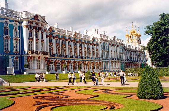 Прогулки по Санкт Петербургу