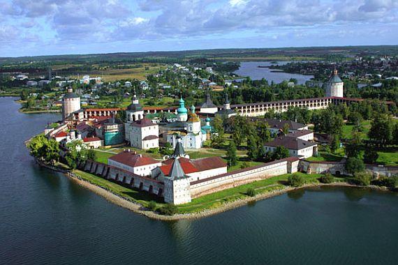 Путешествие по монастырям России