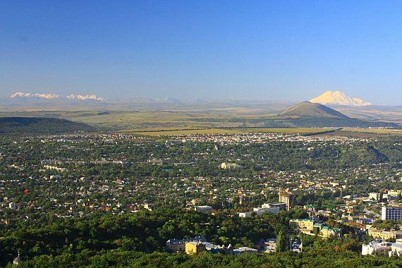 Пятигорск город курорт
