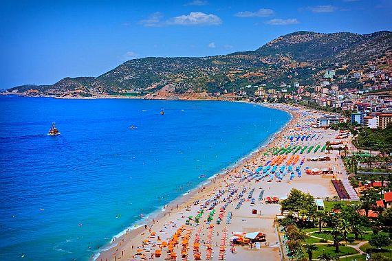 Страны для отдыха Турция и Грузия
