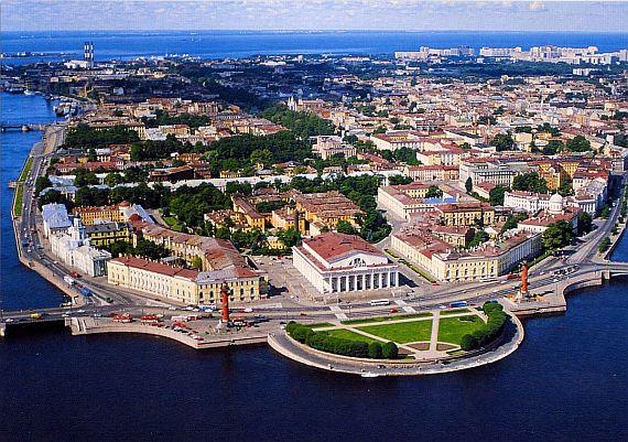 Васильевский остров Санкт Петербург