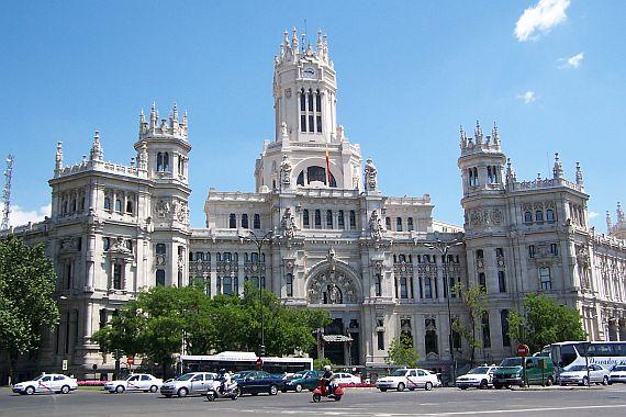 Заказ трансфера в Мадриде