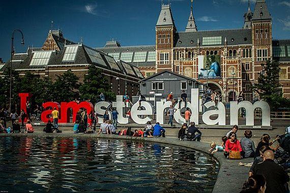 Амстердам город свободы