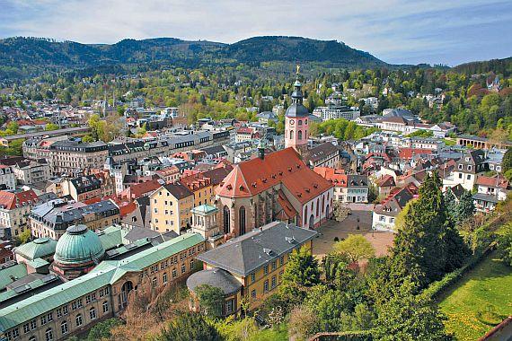 Баден-Баден Германия