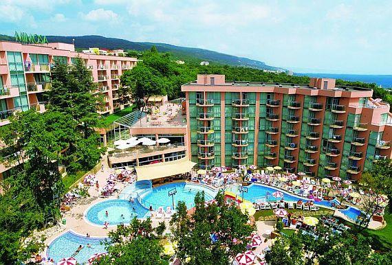 Болгария отели и отдых