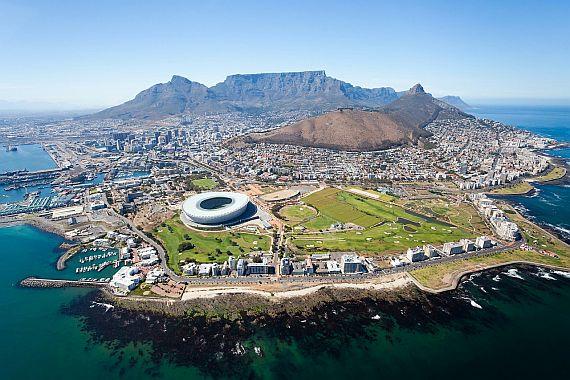 Город Кейптаун Африка