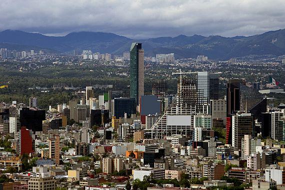 Город Мехико фото