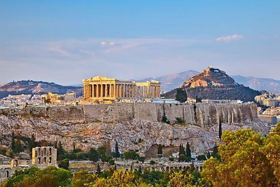 Греция - колыбель мировой цивилизации