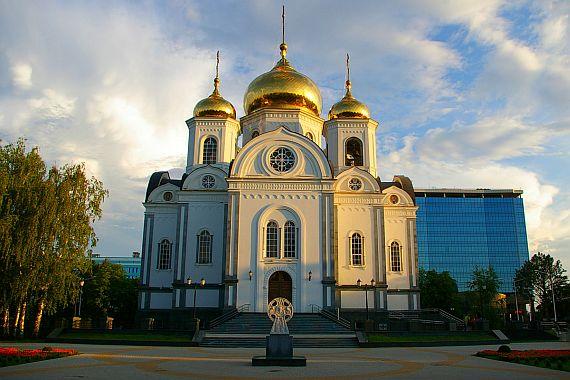 Храм Александра Невского Краснодар