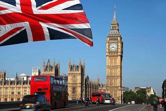 Лондон столица Англии
