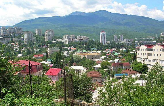 Лучший город для отдыха Алушта