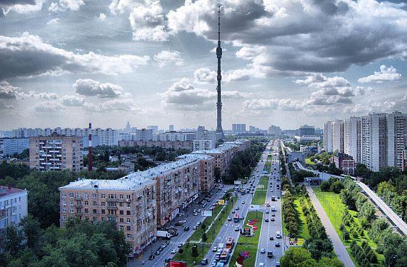 Останкино район Москвы