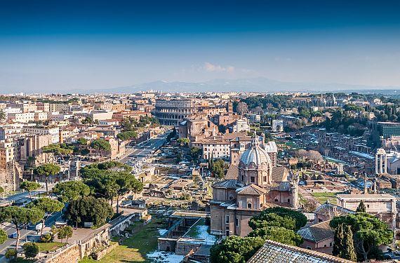 Рим - сердце Италии
