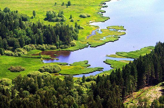 Шумавский национальный парк