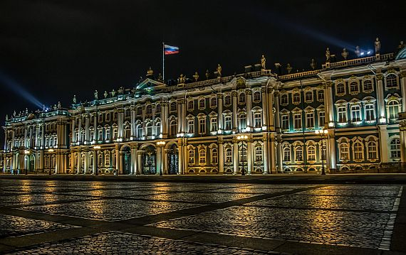 Санкт Петербург Эрмитаж Зимний дворец